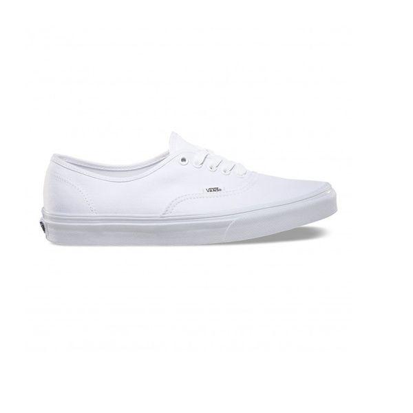 vans blanches