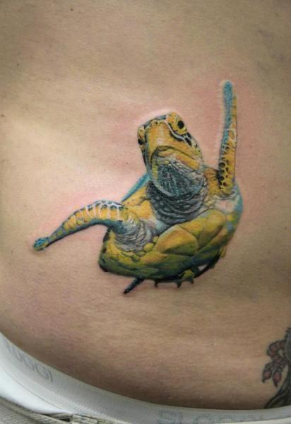 tatouage par skin deep art tatouages pinterest realiste tortue et tatouages. Black Bedroom Furniture Sets. Home Design Ideas