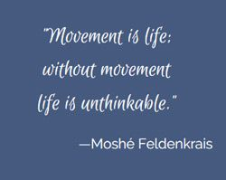 Movement Quotes Moshe Feldenkrais Quote: Without movement life is unthinkable  Movement Quotes