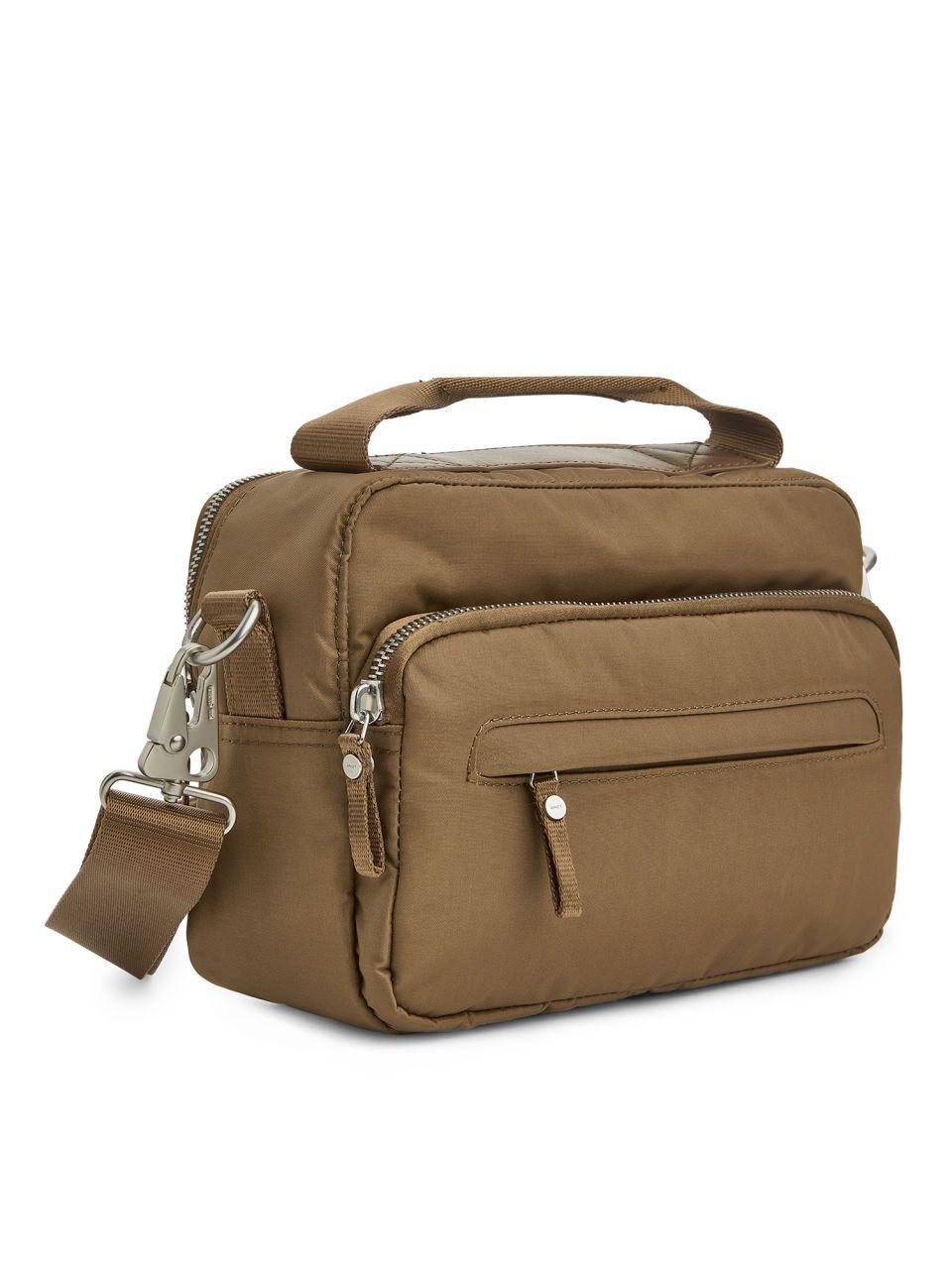 ea6fc535bfa1 Nylon Camera Bag - Beige - Bags   accessories - ARKET DK