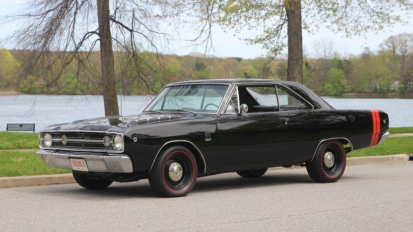 1968 Dodge Dart Gts 383 Ci Multiple Award Winner
