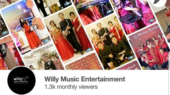 1.3 Monthly Viewers on Pinterest! Amazing!   #music #entertainment #musicentertainment #musicentertainmentbandung #musicentertainmentjakarta #wedding #weddingmusic #musicforwedding #event #eventmusic #musicforevent #party #eventparty #eventmusic #bandung #musicbandung #weddingbandung #bestmusic #pagarayu #eventorganizer #acoustic #band #semiband #fullband #semiorchestra #chamber #orchestra #pop #song #songs