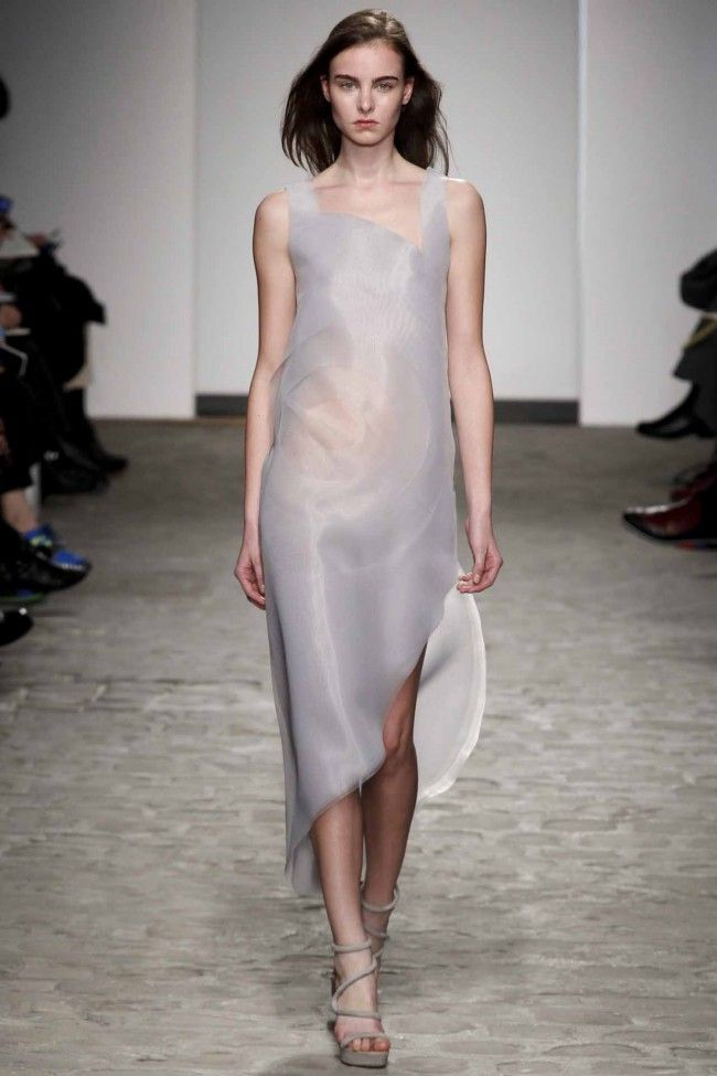 Vionnet haute couture spring 2014 good asymmetrical design