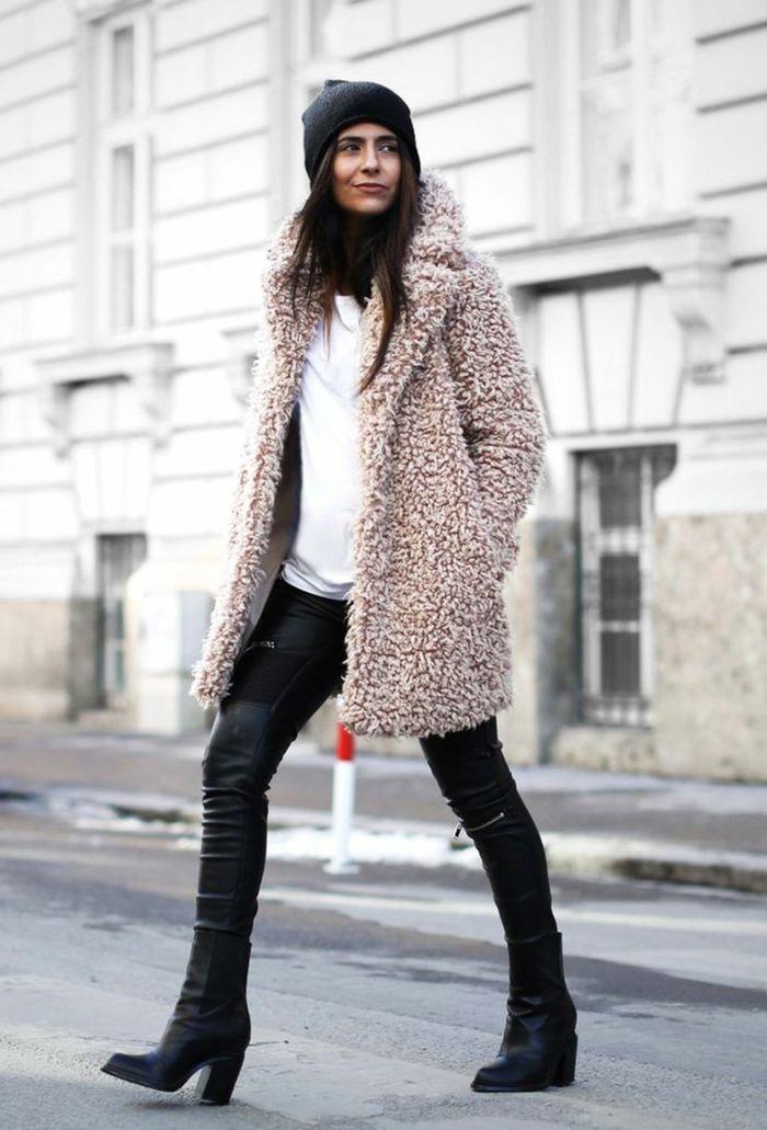 be68f5ef94d ▷ 1001 + variantes de manteau classe pour femme