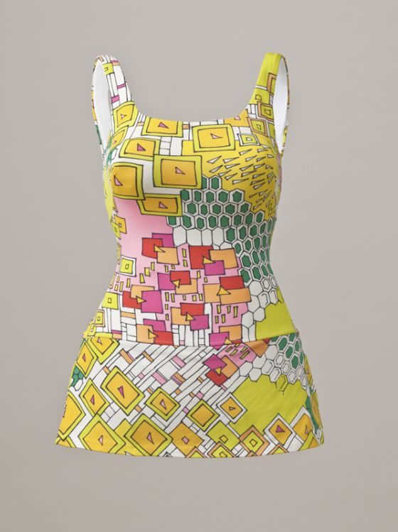 8fc5193ade 1963 Bathing Suit by Rose Marie Ried via The Los Angeles County Museum of  Art