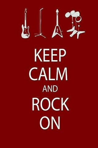 Exactly Just Rock Out
