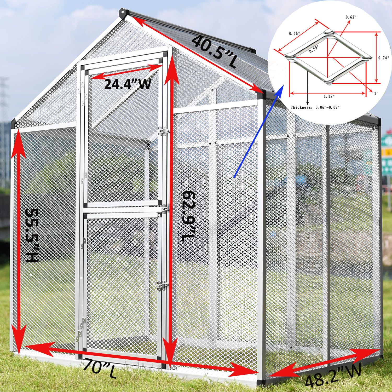 Bird Aviary Large   Projects to try   Pinterest   Bird aviary, Bird ...