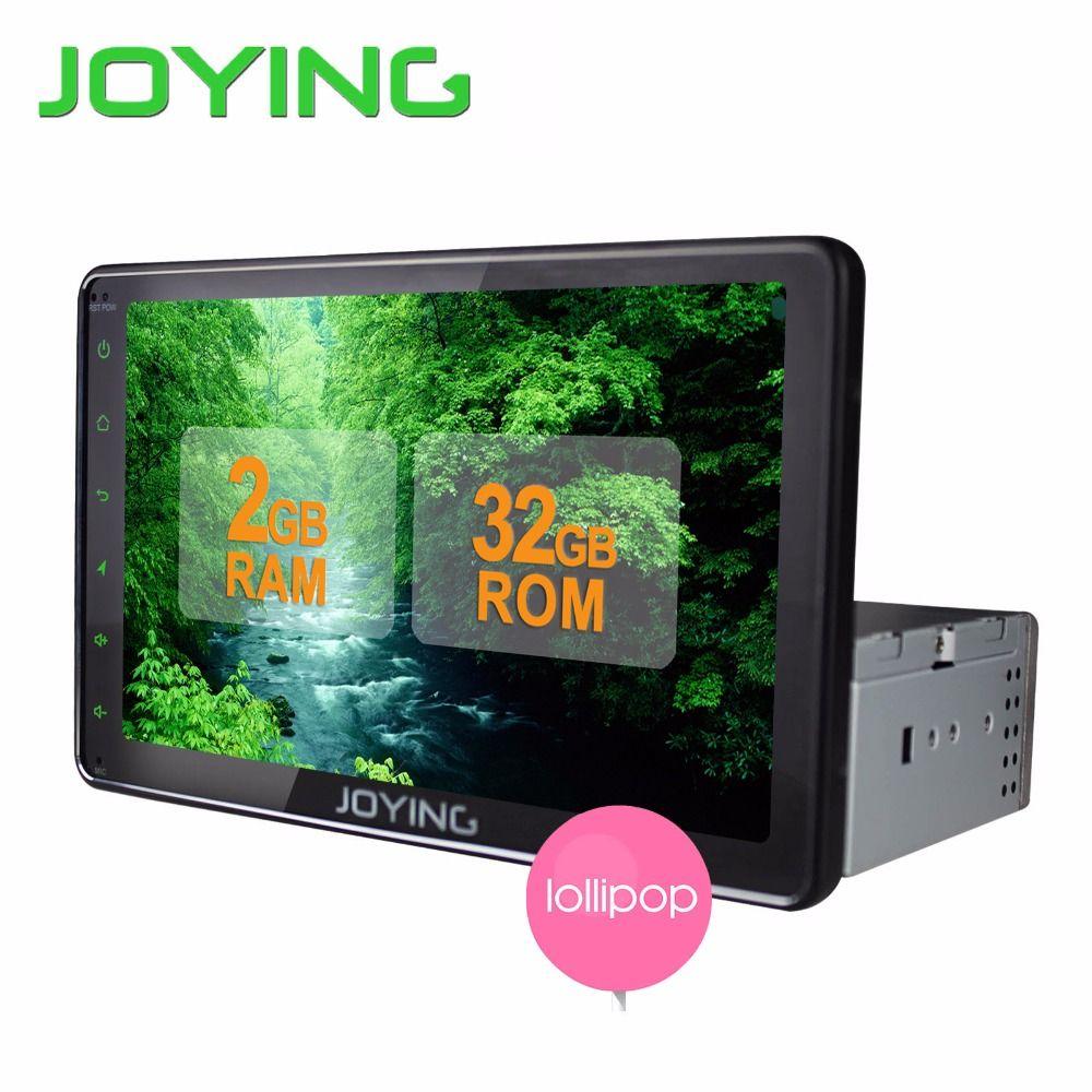 Amazoncom JOYING 101 Single Din Touchscreen Car Stereo