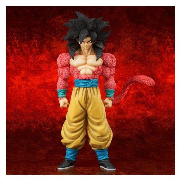 Dragon Ball Gt Son Goku Super Saiyan 4 Gigantic Series Dec 2016 Songoku Supersaiyan Fatsuma Fatsumatoys Gigantics Goku Super Saiyan Son Goku Goku Super