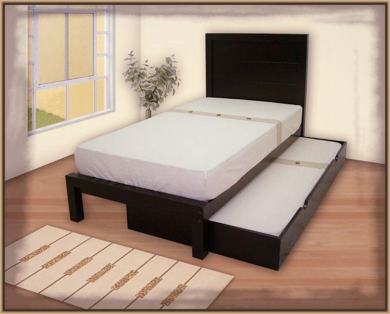 Dise os de camas individuales modernas idea mascara - Disenos de camas modernas ...