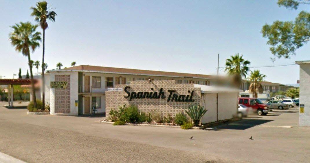 spanish trail apartments for rent 305 e benson hwy tucson az rh pinterest com