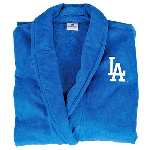 Los Angeles Dodgers Bath Robe - MLB com Shop   Dodger Blue