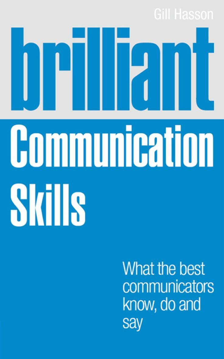 Brilliant Communication Skills (eBook) in 2020