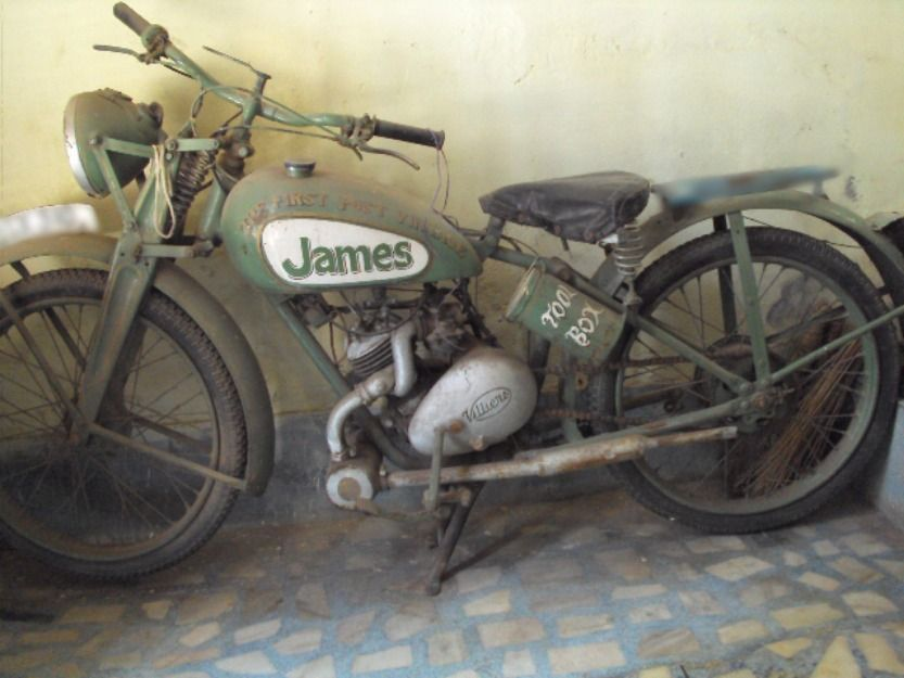Vintage james Motorcycles for Sale | england made james vintage ...
