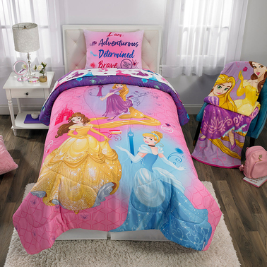 Pin By Dana Wylie On Expecting Baby Disney Princess Bedding Comforter Sets Kids Princess Bed
