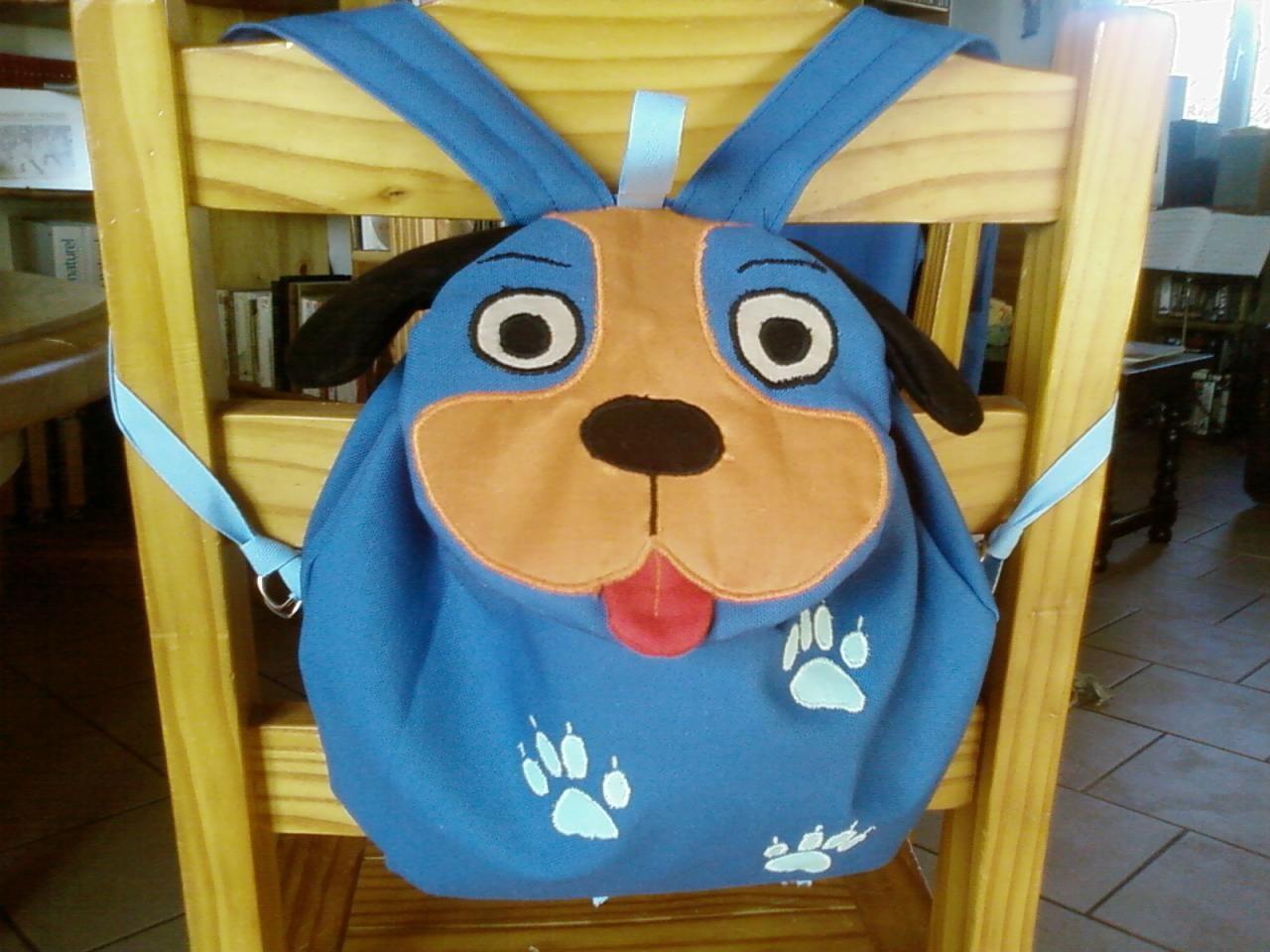 patron couture sac chien