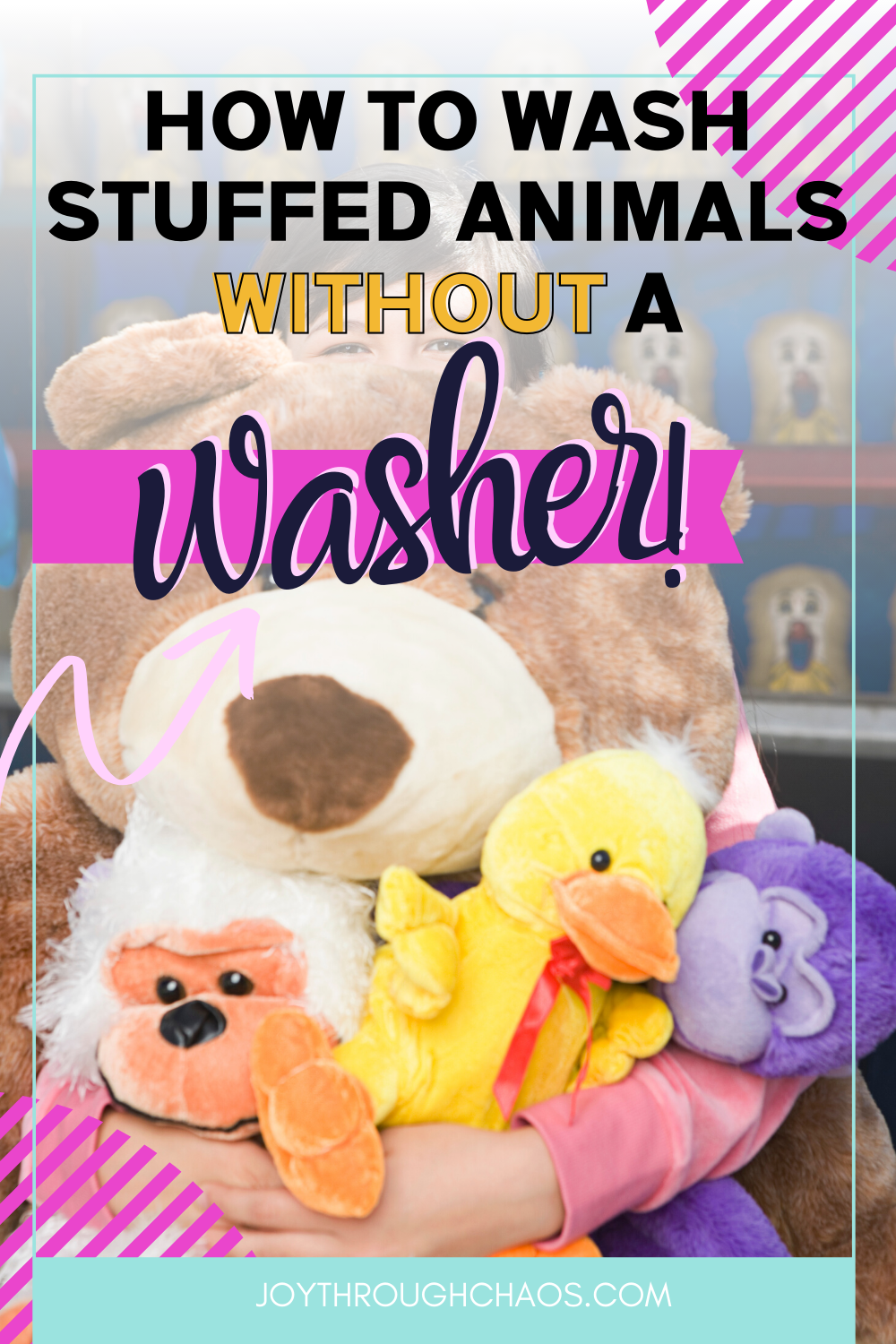 Can You Wash Stuffed Animals In The Washing Machine How To Wash Stuffed Animals In 2020 Washing Stuffed Animals Clean Stuffed Animals Animals