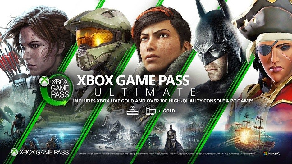 E3 2019 Xbox Game Pass Ultimate is Revolutionizing Gaming