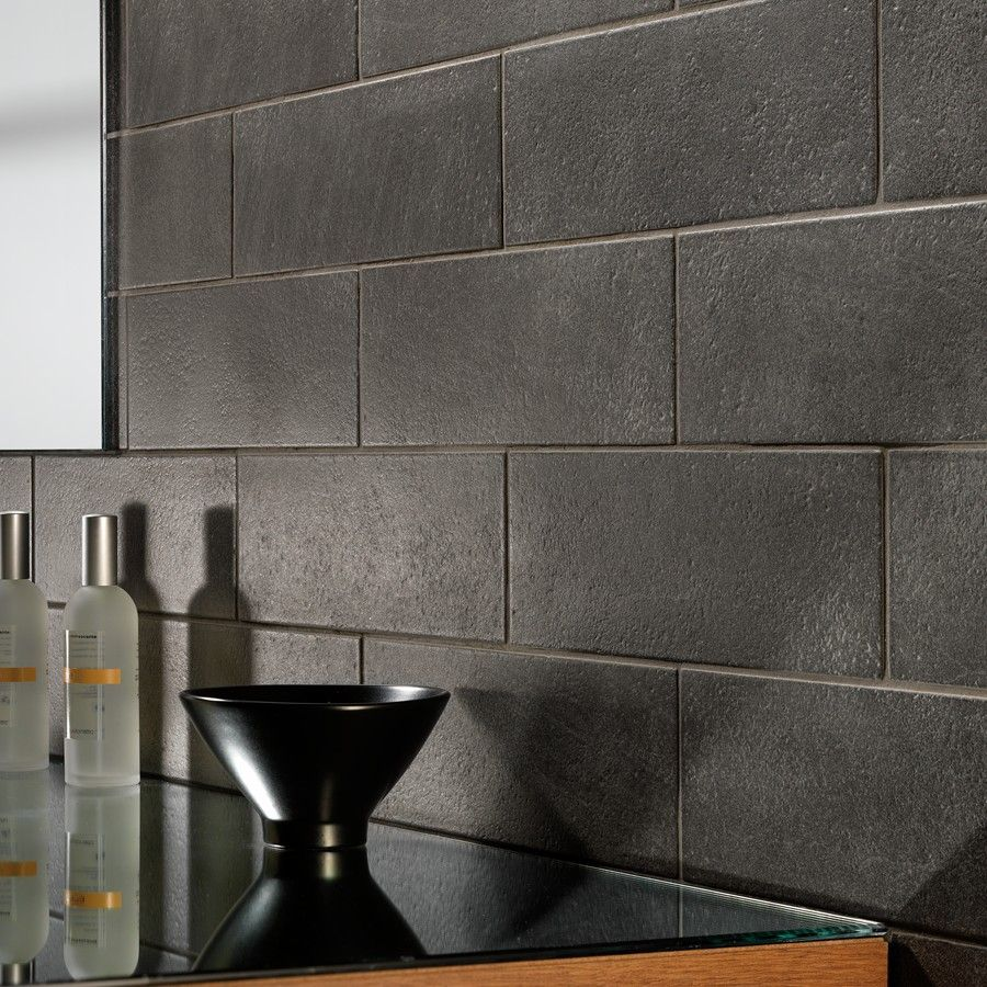 Efeso Black Wall Floor Tile 100x100mm Wall Tiles And Floor Tiles