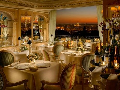 The 10 Best Restaurants In Rome Elite Traveler Best Restaurants In Rome Luxury Restaurant Luxury Hotel