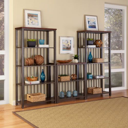 How To Fill An Open Shelving Unit With Purpose Shelving Unit Open Shelving Units Shelves