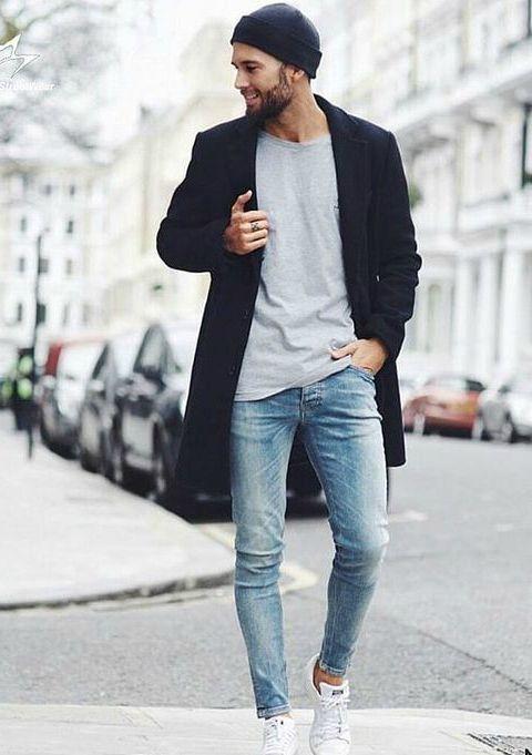 Men s Street Style - The Casual Beanie Look  d8e0d6a3f75
