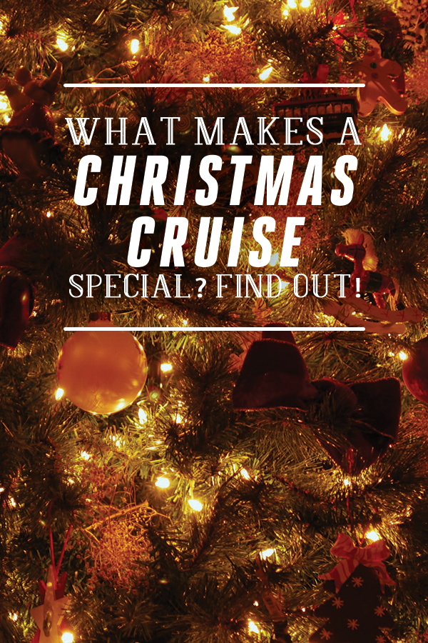 Let Us Help You Explore All The Possibilities Of Celebrating Holidays At Sea Christmasatsea