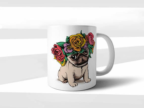 office pet ideas. Dog Mug Office / Gift For Colleague #valentinesday Pet Ideas