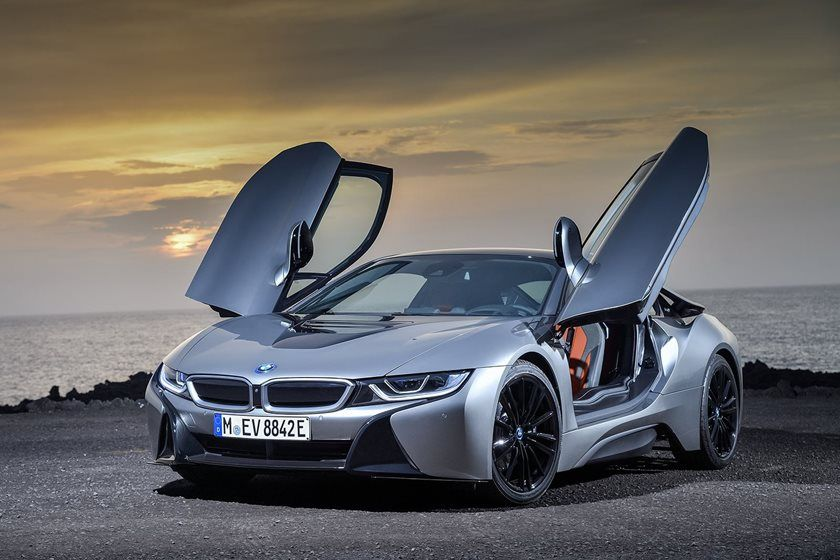 a more powerful bmw i8s could shake up the supercar world carbuzz rh pinterest com