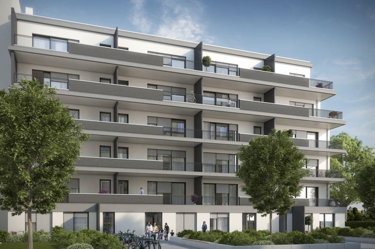 Architekturvisualisierung Berlin architekturvisualisierung mehrfamilienhaus berlin 3dsmax vray