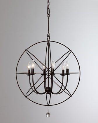 wrought iron sphere chandelier klk living room chandelier rh pinterest com