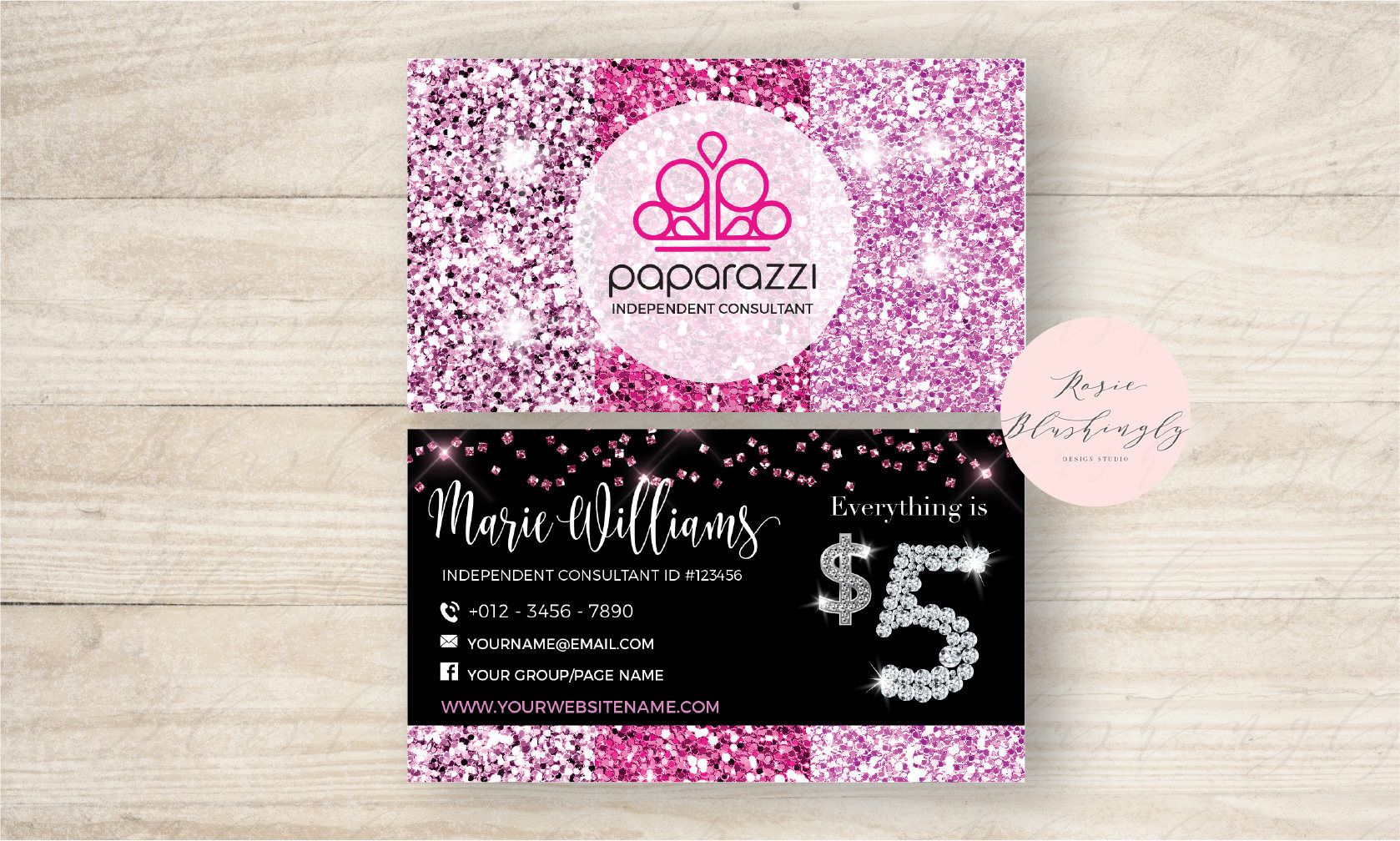 Excited To Share The Latest Addition To My Etsy Shop Paparazzi Business Cards Free Perso Business Cards Layout Beauty Business Cards Business Cards Creative