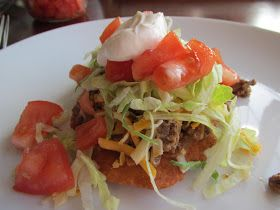 I need this in my life!!!  Successfully Gluten Free! : Gluten-free Indian Fry Bread (Navajo Tacos)