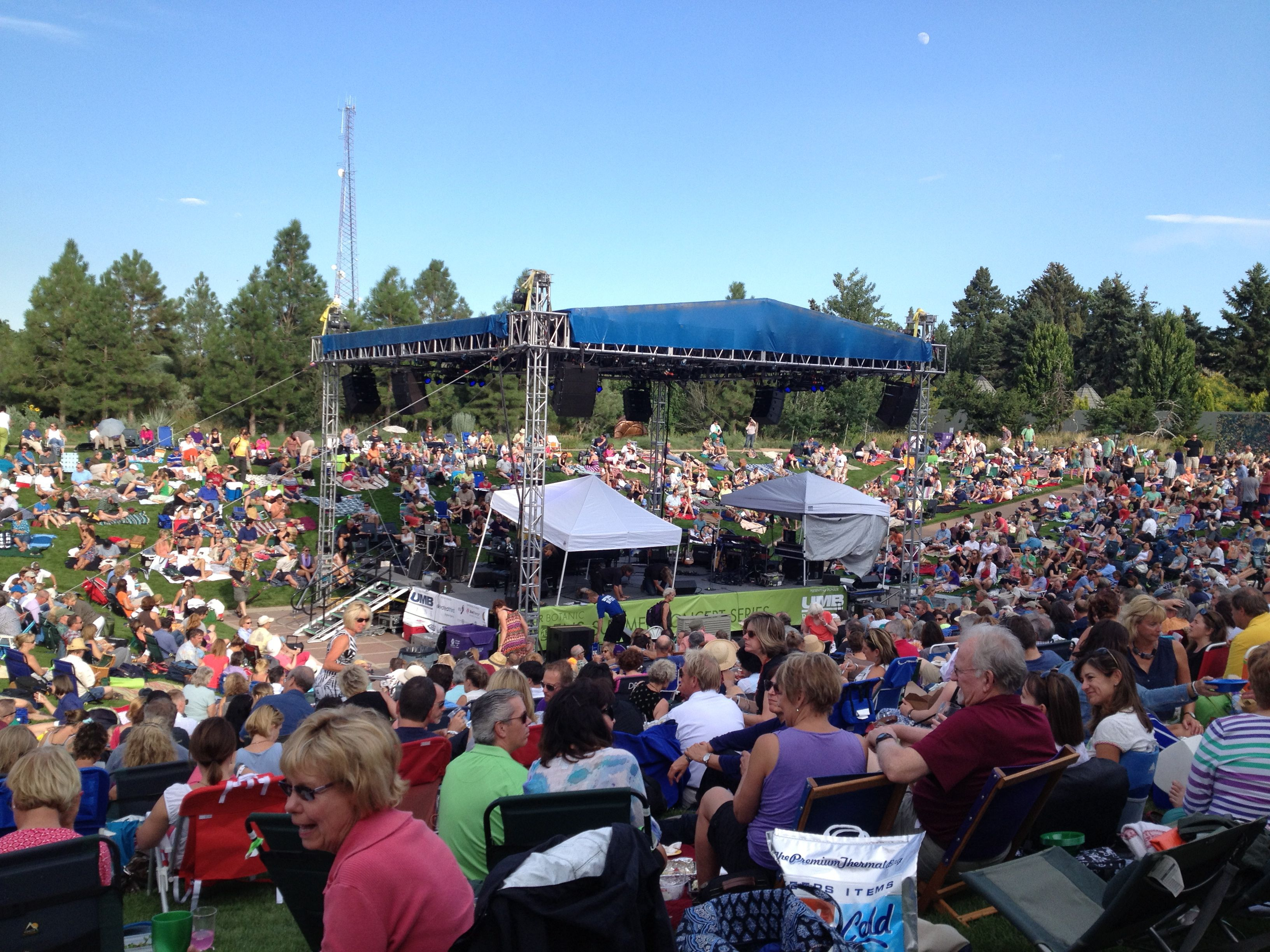 DBG Summer Concert Series My hubby and I make sure to go to at
