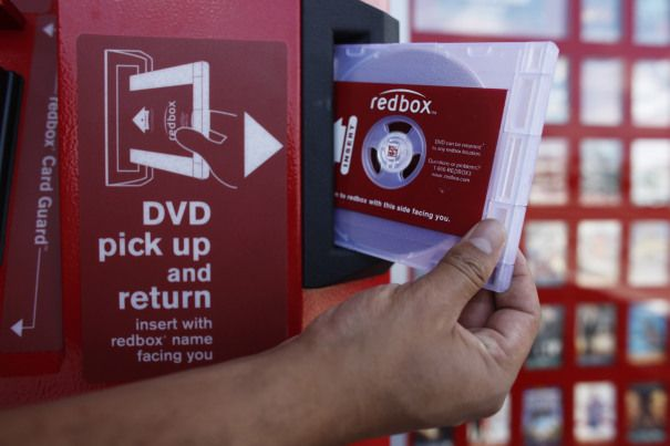 Lionsgate Extends Agreement With Redbox To Offer Releases At Its