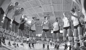 Volleyball Camps University Of Northern Iowa With Images University Of Northern Iowa Northern Iowa Volleyball Camp