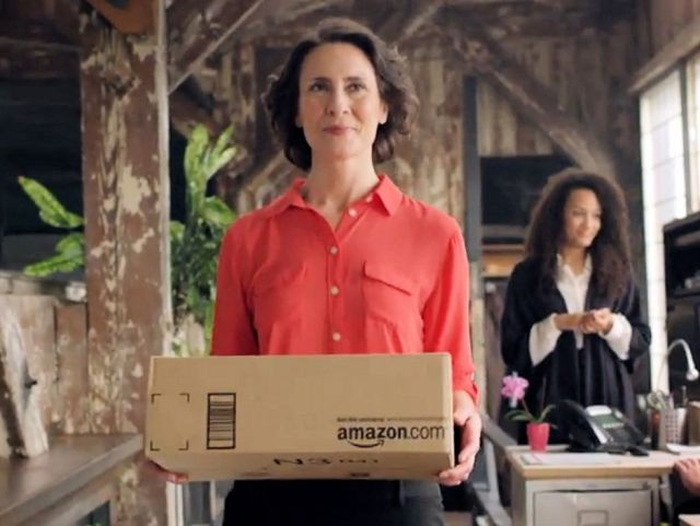 Amazon launches a new marketplace for businesses, connecting individual businesses with suppliers.  http://recode.net/2015/04/28/amazon-launches-new-marketplace-for-businesses/