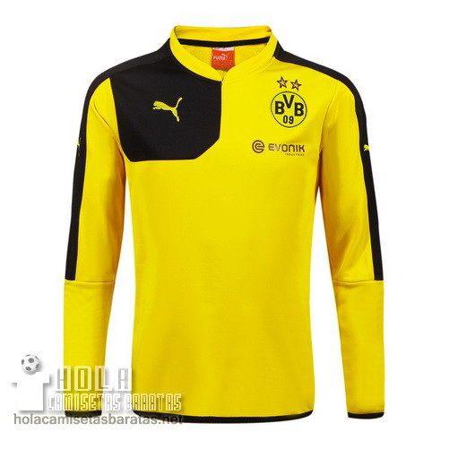 c2edbf96cf4fa Chandal De Borussia Dortmund Amarillo Entrenamiento 2016 €29.9 ...