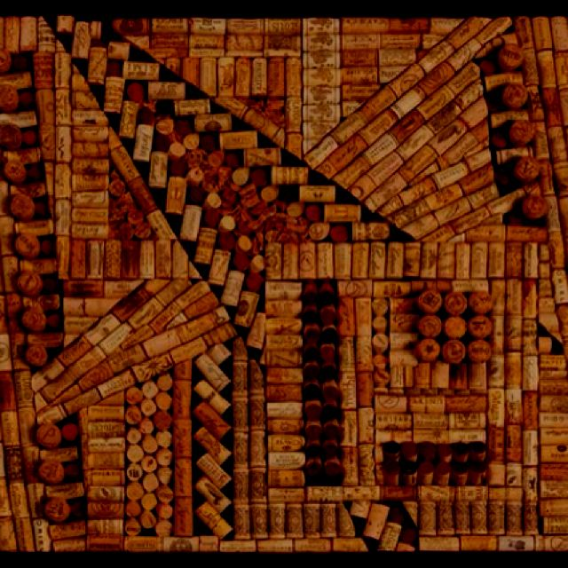 Wine Cork Art: Cork Art, Wine Cork Crafts, Wine Cork Art
