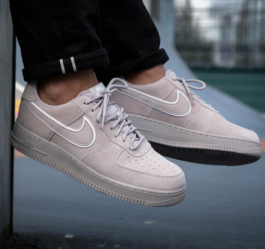 new concept 18cd5 95ad7 LINK IN BIO   20% Off The Nike Air Force 1  07 LV8 Suede