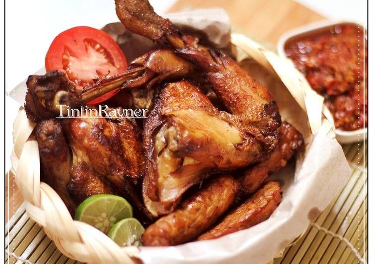 Resep Ayam Bacem Mudah Super Nagihh Nambah Lagi Resep Andalan Oleh Tintin Rayner Resep Resep Ayam Resep Resep Masakan Malaysia