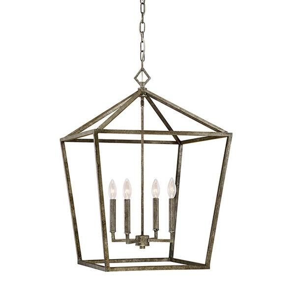 FREE SHIPPING Visual Comfort Darlana Lantern Look For Less Purchase The Modern Geometric Cage Light PendantLantern
