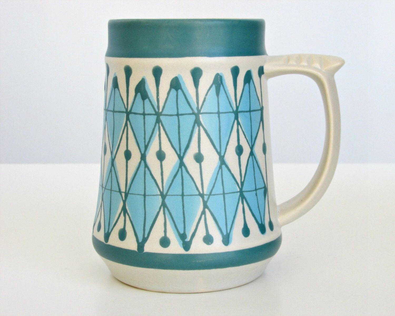 Mid Century Scandinavian Modern Ceramic Tankard Beer Stein Mug Etsy Scandinavian Ceramic Mid Century Scandinavian Modern Ceramics