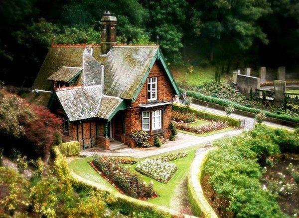 tilestwra.gr : Κι όμως υπάρχουν! Σπίτια βγαλμένα από παραμύθι!