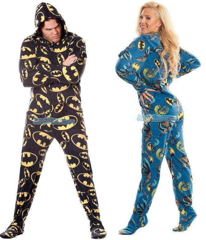 c50fa75b26a9 2014 New Style Adults Unisex Batman Zip Up Hoodie Cosplay Jumpsuit Playsuit pajamas  adult onesie batman US  23.50 - 33.00