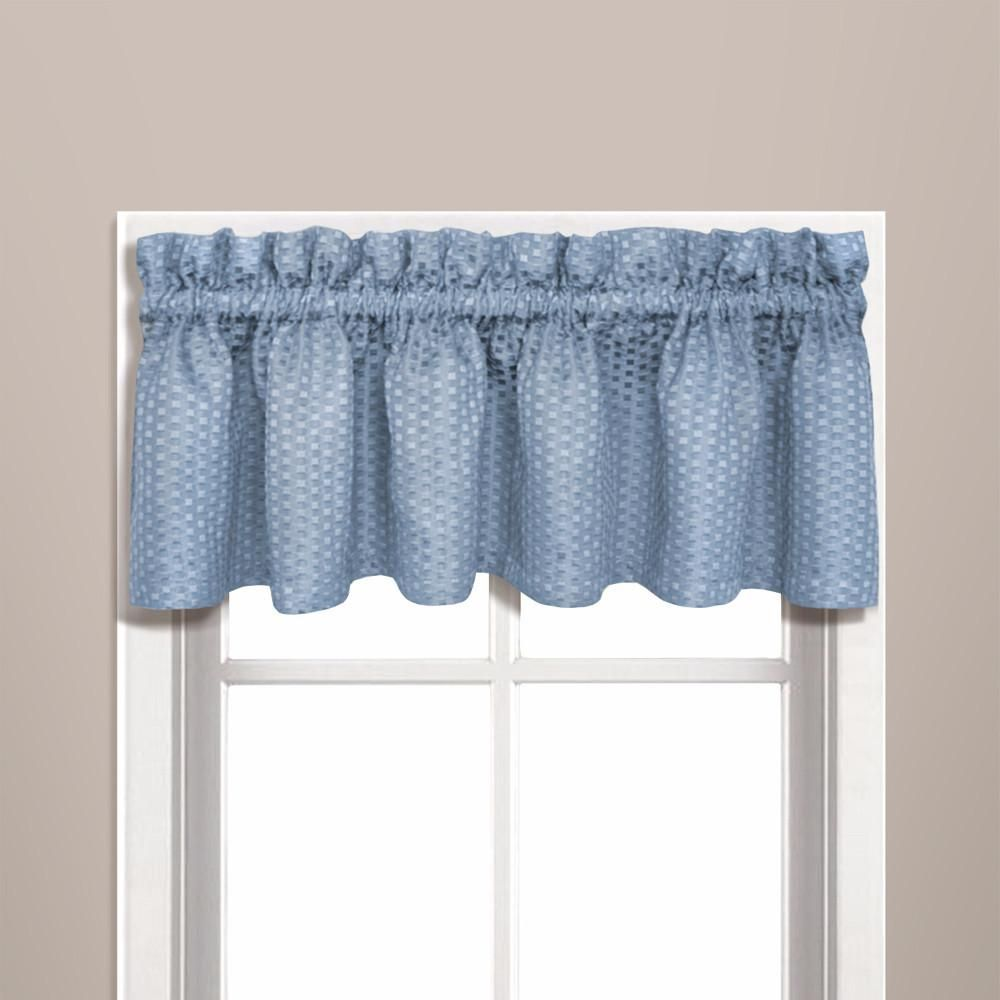 Jackson Grommet Tier And Valance Curtains Valance Valance Curtains