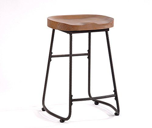 Contoured Saddle Seat 24 Inch Backless Stool Chair For Ho Https
