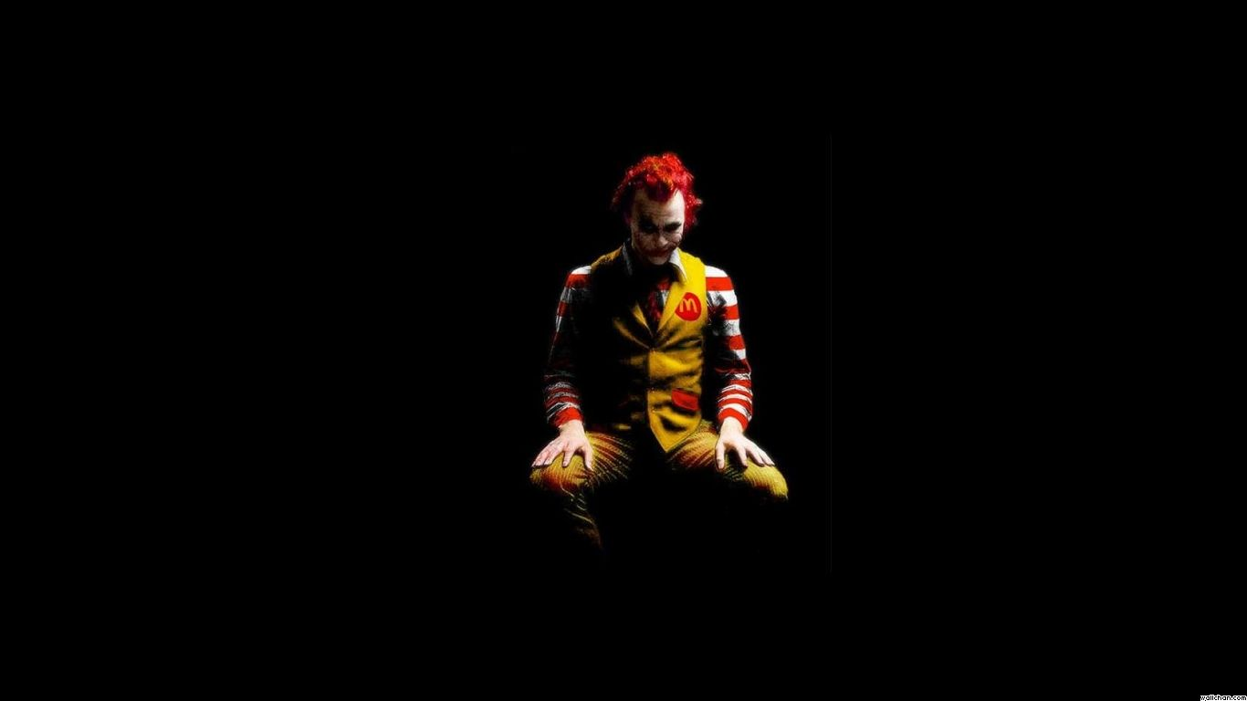 1336 Mcdonald Joker Wallpaper Wallchan 1366x768