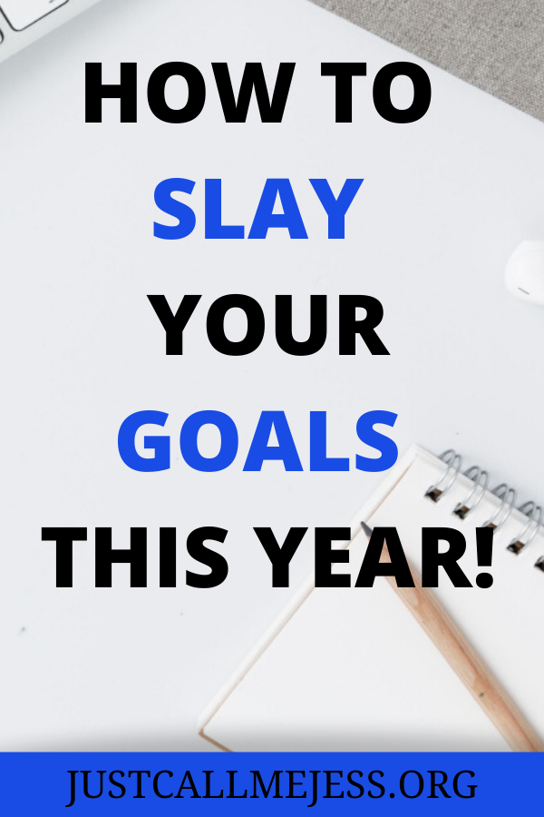 30 Days Of Goal Slaying: Mental Health Challenge - Just Call Me Jess