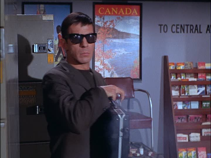 Did you know that Leonard Nimoy played a Kaos Agent in Get Smart?